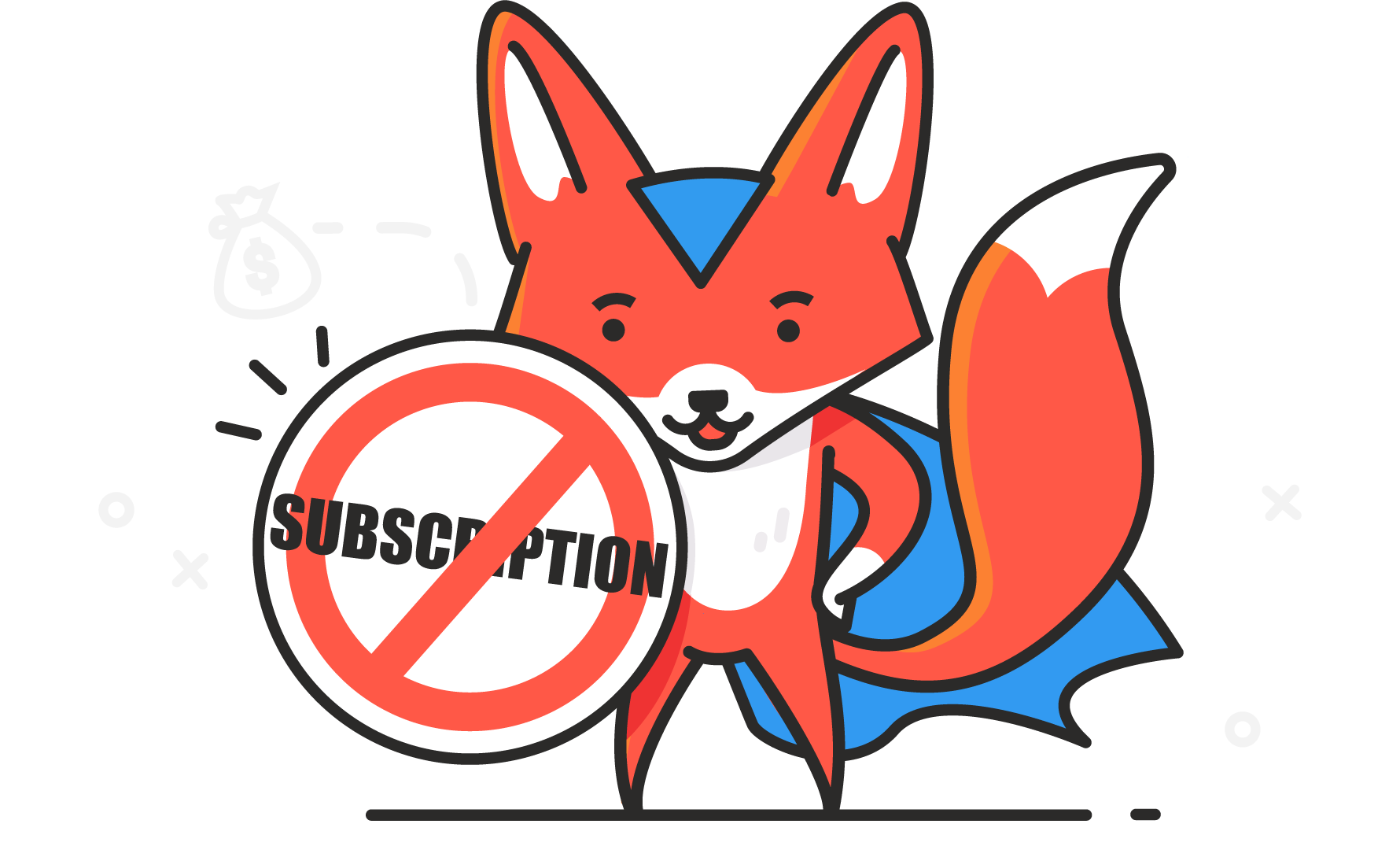 No Subscriptions
